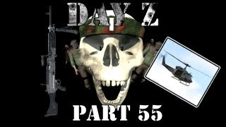 "ARMA 2 DAY Z ""Survive"" Part 55 - DevilDog Door Gunner Rampage"