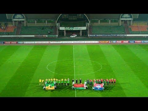 Высшая лига Неман (Гродно) - ФК Минск 1-0 Обзор матча