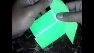 easy make home origami - rumah sederhana