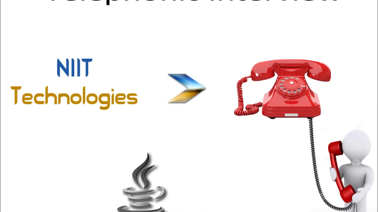 Telephonic Interview for Java Developer - 1