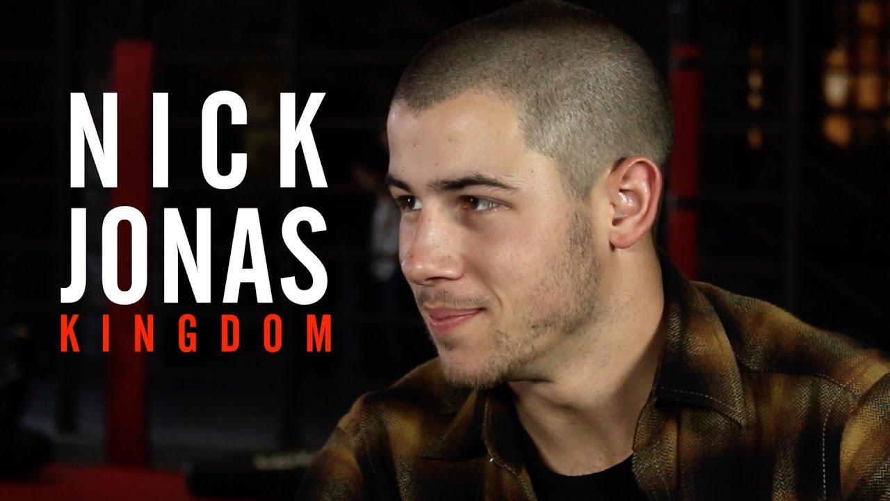 Nick Jonas Kingdom Scene
