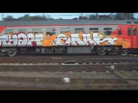 White Nights The Video full (graffiti Saint-Petersburg)