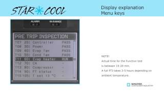 Star Cool Service - PTI button test