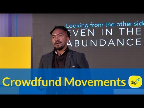 Mobilising Social Movements via Crowdfunding by Mohd Zikry Kholil