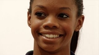 Gabrielle Douglas Reflects on Her Gold Medal Moment