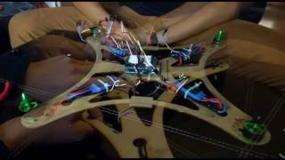 Como hacer un drone con arduino prt 1