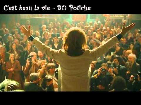 Catherine Deneuve & Benjamin Biolay - C'est beau la vie (Potiche BO)