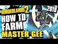 Easy Way To Kill Master Gee - Borderlands 2