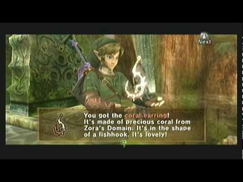 Legend Of Zelda Twilight Princess Walkthrough 14 (2/4)