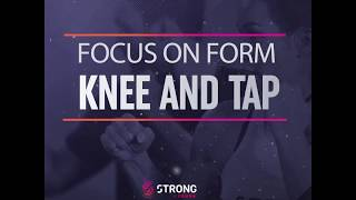 Knee and tap - STRONG by Zumba