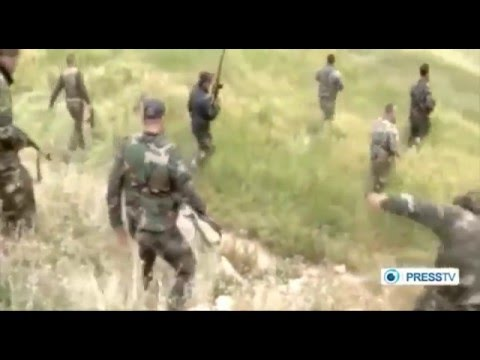 Syria War ~ The Battle of Al Qusayr