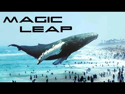 Magic Leap Virtual Reality - Behold The Future