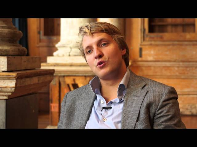 Ruben van Zwieten: Burgerschap aan de Zuidas