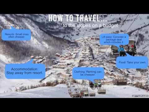 Skiing On A Budget In Europe, How Everyone Can Enjoy It - BBC Travel Show