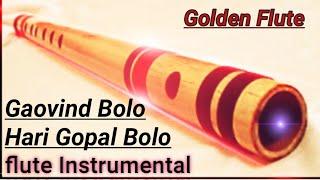 Govind Bolo Hari Gopal Bolo Flute Instrumental