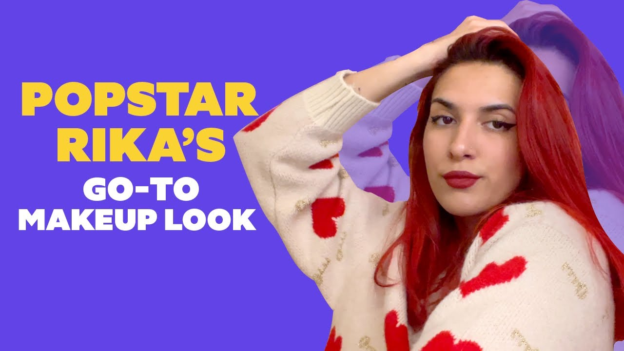Popstar Rika Everyday Makeup Look | Makeup Tutorial For Beginners | Be Beautiful