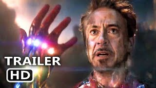AVENGERS 4 ENDGAME Official Blu-Ray Trailer (2019) Superhero Movie HD