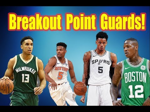 NBA Fantasy Sleepers Breakout Players 2019-2020