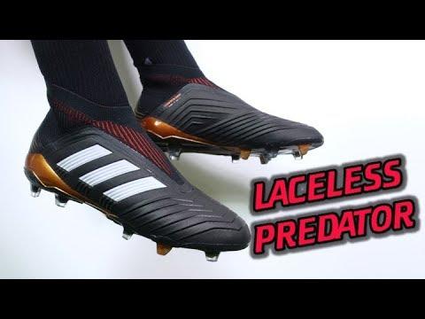 HOW GOOD IS THE NEW PREDATOR? - Adidas Predator 18 Plus (Skystalker Pack) - Review + On Feet