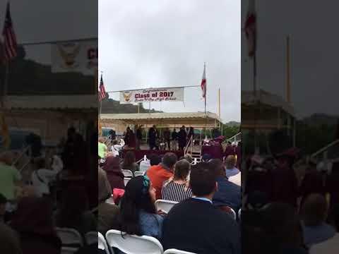 Scotts Valley High School Graduation 2017