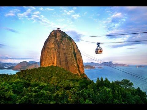 Sugarloaf  Mountain - Rio de Janeiro - Brazil 🇧🇷