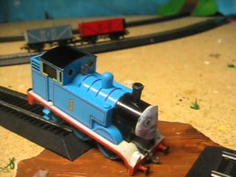 My First HO Scale Remake!- Down The Mine