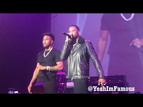 Trey Songz ,Tory Lanez , Fabolous , Lil Baby , Gunna & more live at Hot 97 Hot For The Holidays 2018