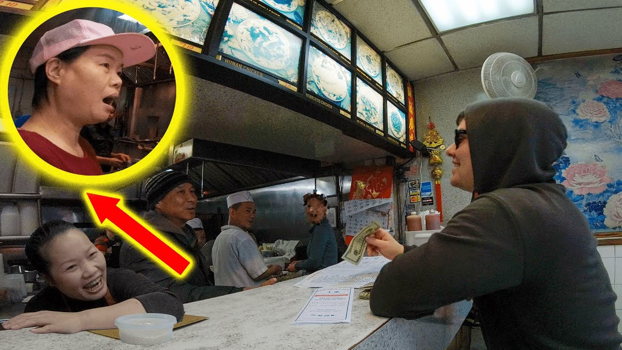 Download White Guy Orders Takeout in Perfect Chinese, THIS happened…