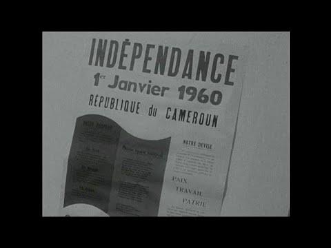 Camarões independentes há 60 anos