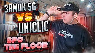 Новый замок SPC ламината The Floor Какой замок лучше 5G или Uniclic.