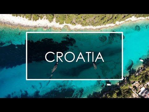 Croatia 4K UHD | Phantom 4