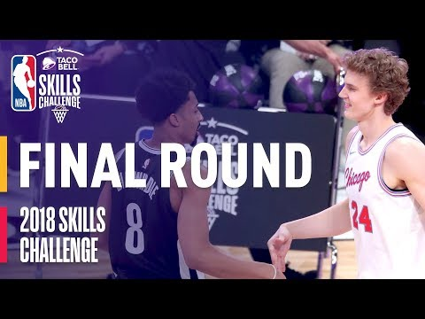 Spencer Dinwiddie Wins the Final Round of the Taco Bell Skills Challenge!!!