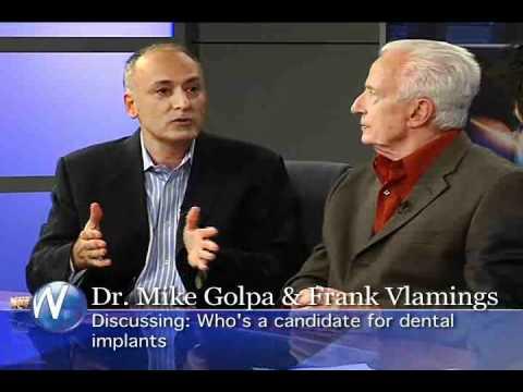 Dental Implants on The Randy Alvarez Show The Wellness Hour
