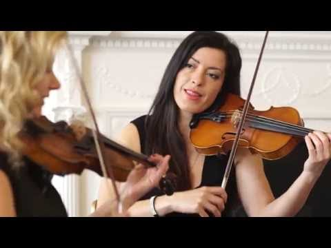 String Quartet For Hire | Electrica