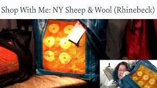 Shop With Me: New York Sheep & Wool 2016 (Rhinebeck)