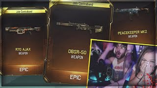 One of FaZe Agony's most viewed videos: LUCKIEST SUPPLY DROP OPENING EVER!! (NEW BO3 SNIPER & WEAPONS)