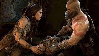God of War 5 полное прохождение игры (8 часть) помощь ведьмы