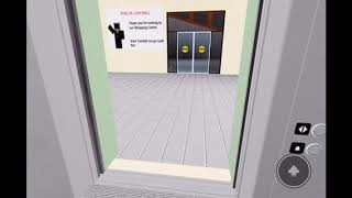 Kone monospace MRL lift at Roblox L mall carpark- Roblox