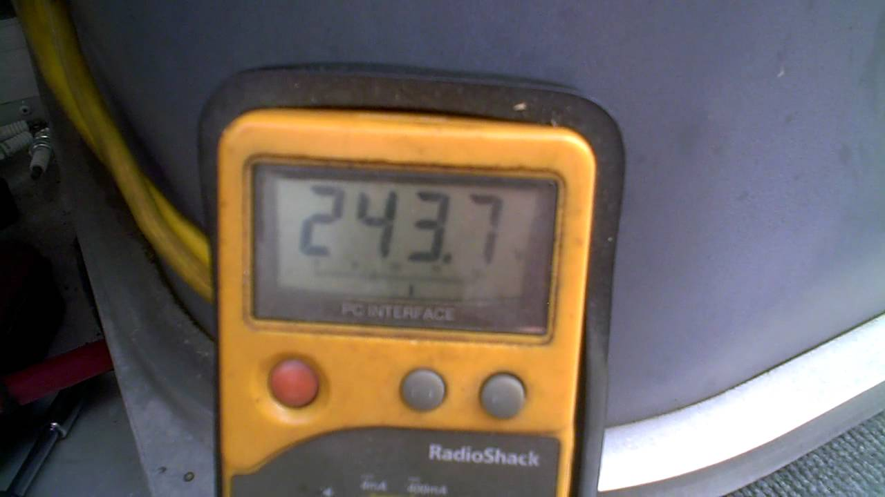 Mercury Outboard Motor Stator and Switchbox output check with DVA Meter (Peak Reading)  YouTube