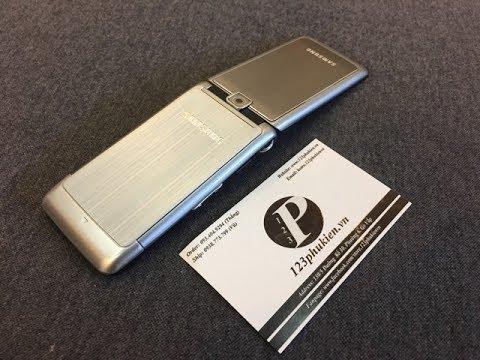 123PhuKien.vn - Review Điện Thoại Cổ Samsung S3600i Chính Hãng