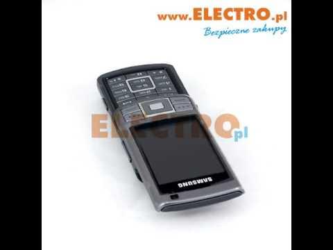 Telefon GSM Samsung SGH G810 DEEP GRAY   Szukaj na www.ELECTRO.pl