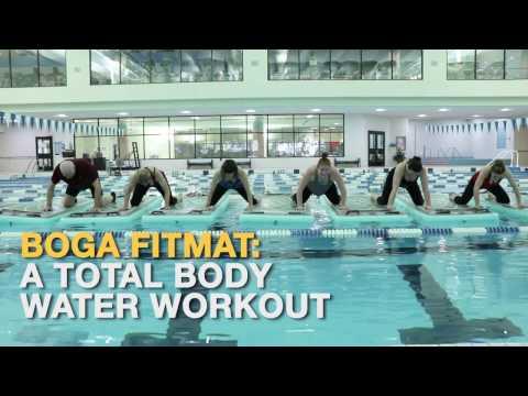 BOGA Fitmat: Full-Body Water Workout