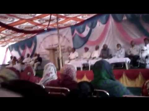 A WONDERFUL SPEECH BY SHRI BALKISHAN JOSHI JI