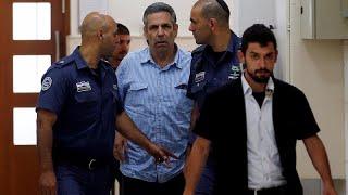 الحكم بسجن وزير إسرائيلي سابق 11 عاما بعد اعترافه بالتجسس لحساب إيران…