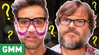 Jack Black's back! Today we're playing a game to see if we can test mystery objects and guess their purpose with no context. GMM #1384 Watch today's ...