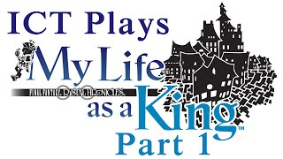 Stream | Final Fantasy Crystal Chronicles: My Life As A King Part 1