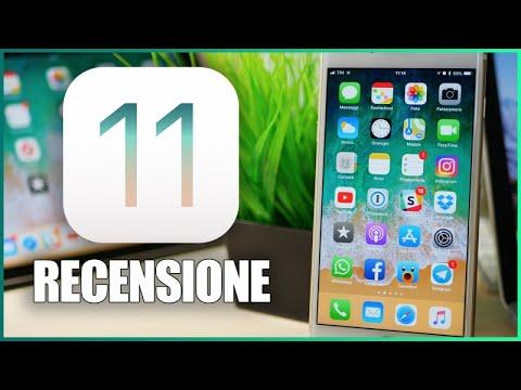 iOS 11, la nostra RECENSIONE!