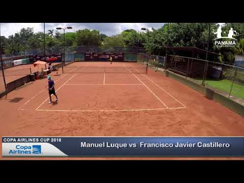 Manuel Luque vs  Francisco Javier Castillero