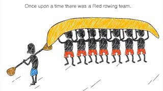 The Management Rowing Race