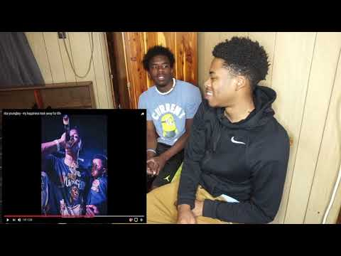 NBA Youngboy - My Happiness Took Away For Life REACTION!!!!!